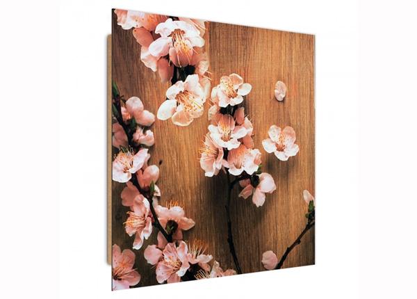 Настенная картина Cherry blossoms 2 3D 30x30 см