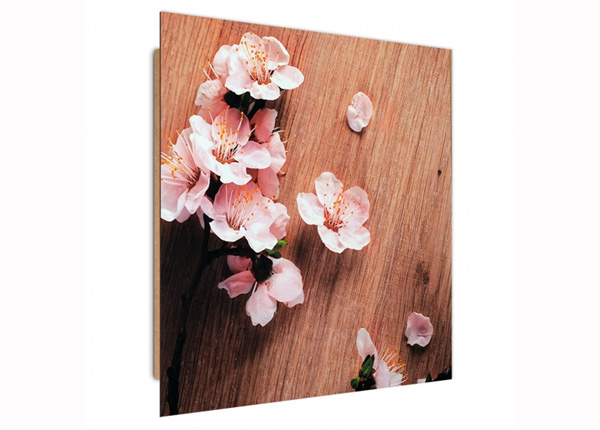Настенная картина Cherry blossoms 1 3D 30x30 см