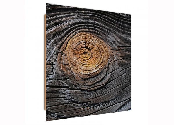 Настенная картина Tree bark 3D 30x30 см