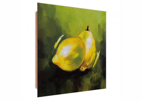 Seinapilt Two Lemons 3D 30x30 cm ED-194687