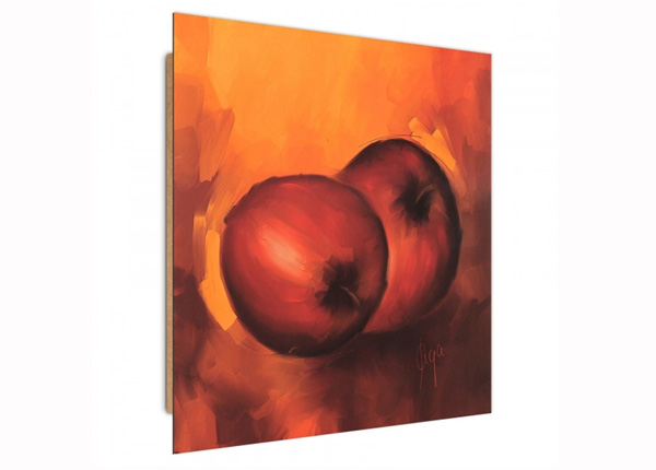 Seinätaulu Red apples 3D 30x30 cm ED-194688