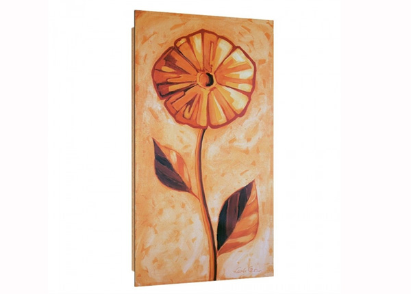 Seinapilt A sand flower 3D 50x100 cm ED-194754