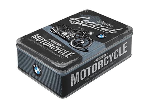 Жестяная коробка 3D BMW Motorcycle Classic Legend 2,5 л