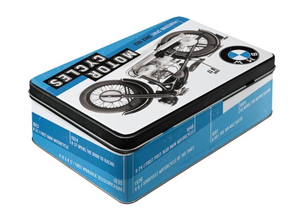 Жестяная коробка 3D BMW Motorcycles 2,5 л