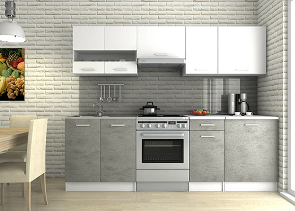 Köögimööbel Luisa 3 240 cm