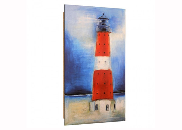 Seinapilt Lighthouse 3D 50x100 cm ED-195234