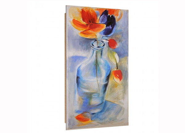 Seinätaulu Flowers in a bottle 3D 50x100 cm ED-195238