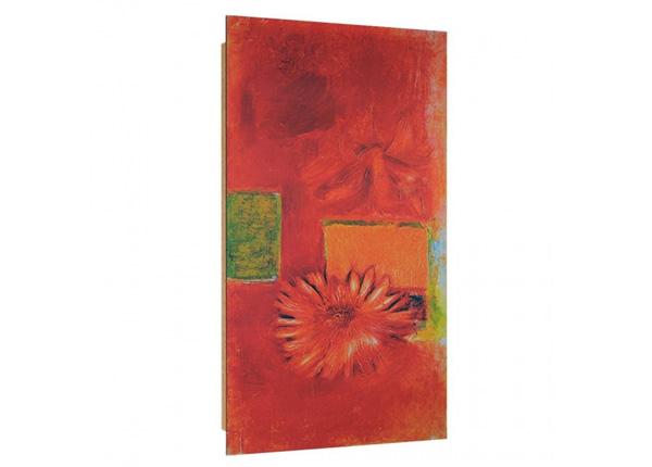 Seinätaulu Gerbera flower 3D 50x100 cm ED-195239