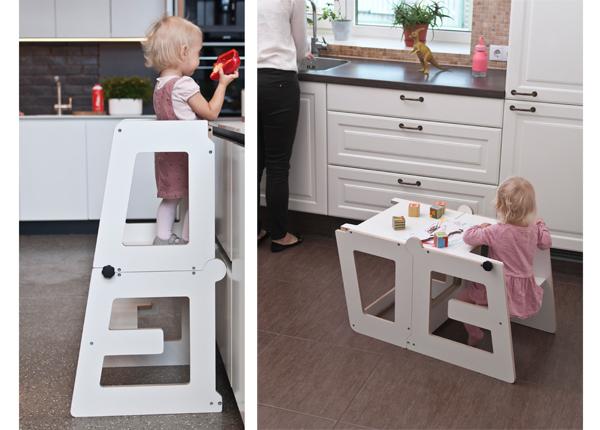 Lasten pöytä / torni