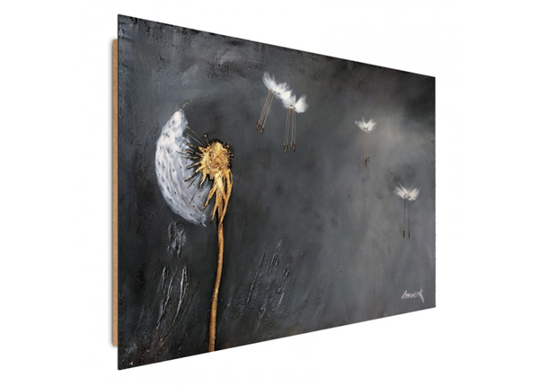Seinätaulu Dandelion at night 3D 98x68 cm ED-195289