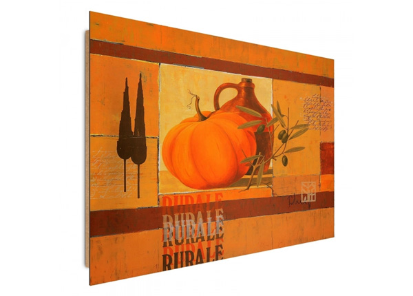 Seinätaulu Pumpkin and olive oil 3D 98x68 cm ED-195335