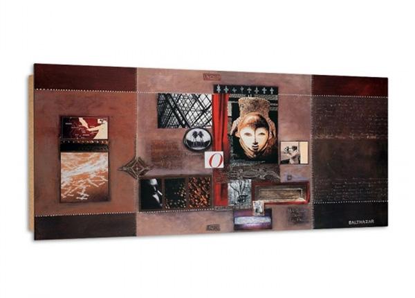 Seinätaulu Souvenirs 3D 100x50 cm ED-195350