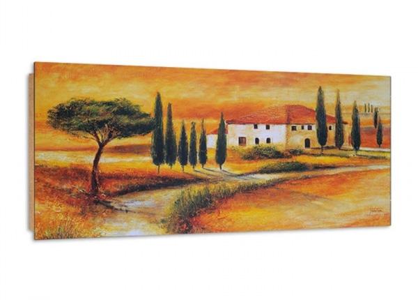 Seinapilt Italia 1 3D 100x50 cm ED-195352