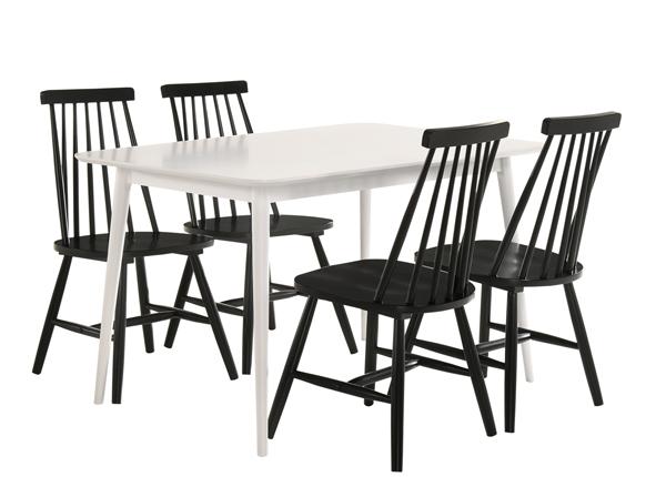 Söögilaud + 4 tooli Sophia TS-195468