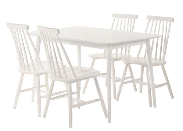 Söögilaud + 4 tooli Sophia