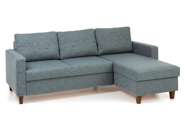 Угловой диван-кровать с ящиком Milla