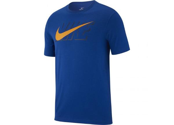 Miesten vapaa-ajanpaita Nike Sportswear BLK Core M AR5019-438