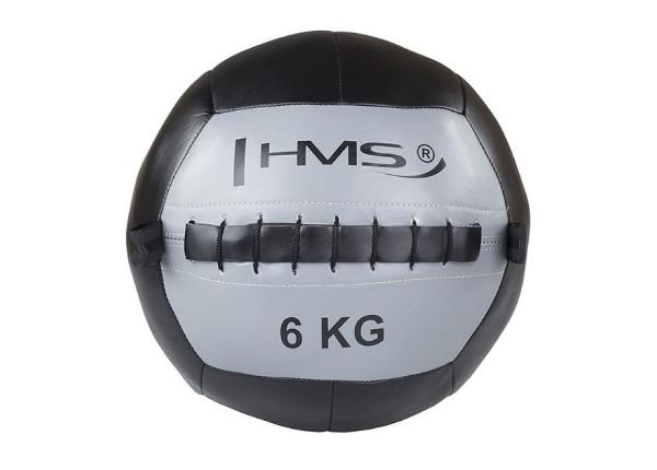 Painopallo HMS Wall Ball WLB 6 kg