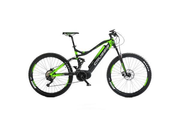 Elektriline mägijalgratas vedrustusega Crussis e-Full 7.4-S