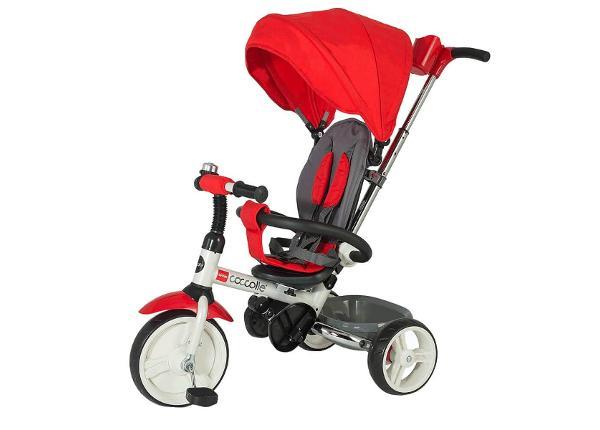 Детский трёхколесный велосипед Coccolle Urbio