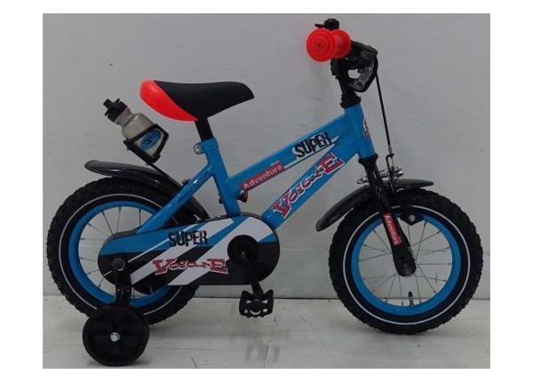 "Poikien polkupyörä Super Blue 12"" Volare"