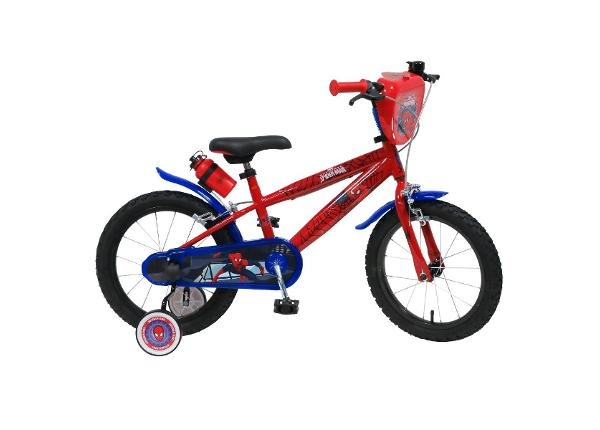 """Lasten polkupyörä Spiderman 2416 16"""""""