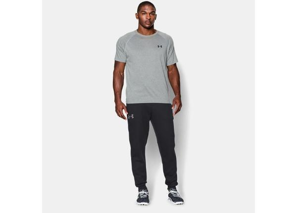 Meeste dressipüksid Under Armour Rival Cotton Jogger M 1269881-001