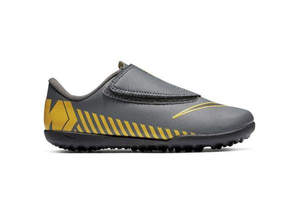 Laste kunstmuru jalgpallijalatsid Nike Mercurial Vapor 12 Club TF Jr AH7357-070