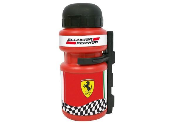 Joogipudel hoidjaga rattale Ferrari