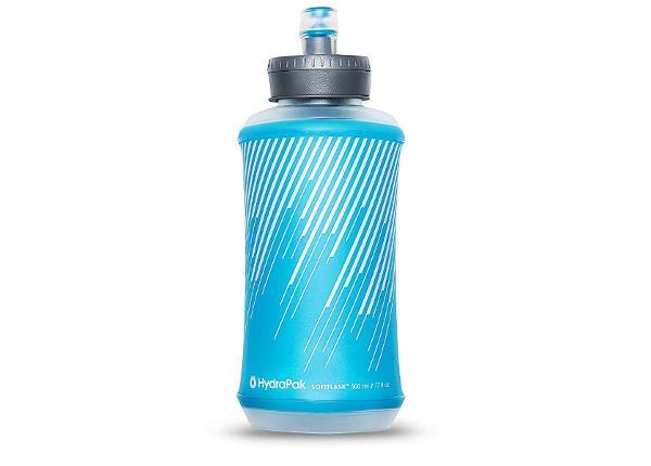 Joogipudel pehme HydraPack Softflask 500