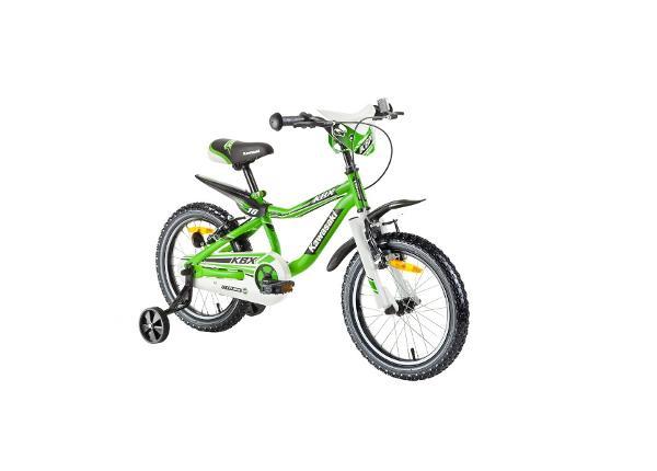 """Lasten polkupyörä Kawasaki Juroku 16"""""""