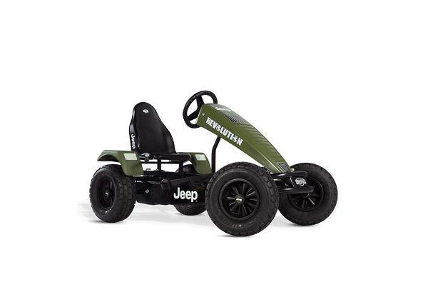 Karting-auto BERG GO- Jeep Revolution BFR