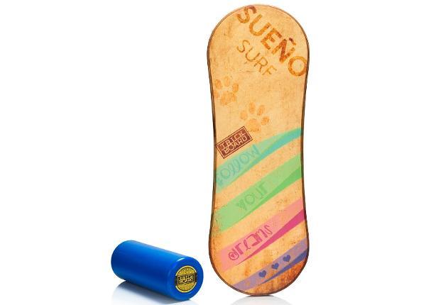 Tasakaalulaud trikitamiseks Classic Sueno Surf