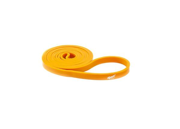 Võimlemiskumm Power Band Allright 208x0,45x1,3cm oranž