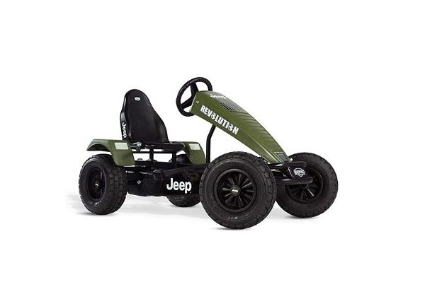 Karting-auto BERG GO- Jeep Revolution BFR-3