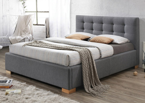 Pesukastiga voodi 160x200 cm