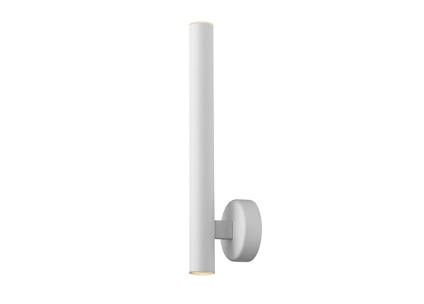 Seinävalaisin Loya White-II LED A5-196824