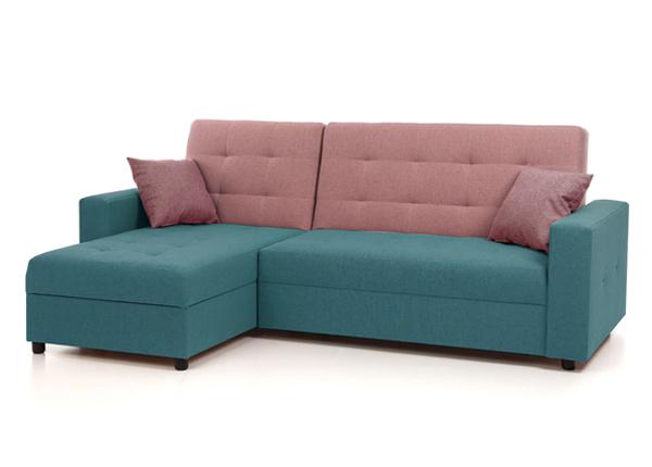 Угловой диван-кровать с ящиком Denver
