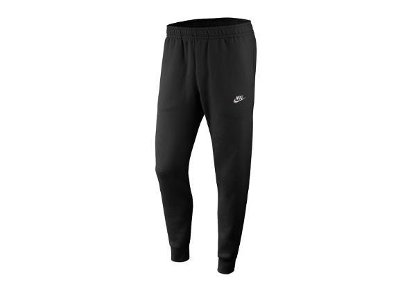 Miesten verryttelyhousut Nike NSW Club Jogger Jersey M BV2762-010