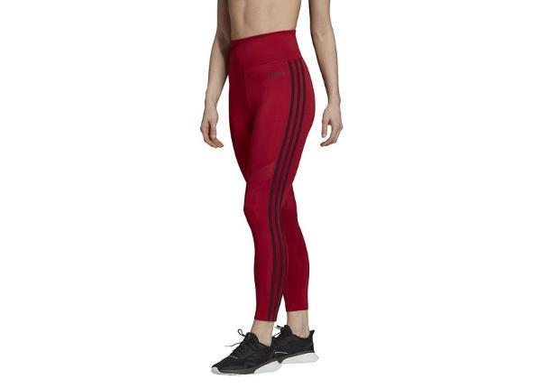 Treeningretuusid naistele adidas D2M 3S W EI6187 punane