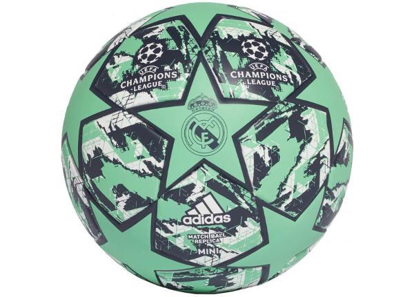 Мяч для футбола adidas Finale Real Madrid Mini DY2544