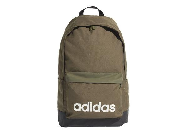 Selkäreppu Adidas LIN Clas BP XL ED0268 vihreä