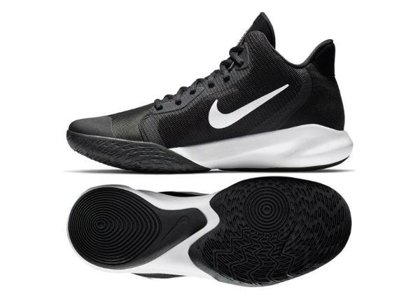 Korvpallijalatsid meestele Nike Precision III M AQ7495 002 must