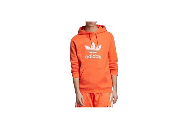 Miesten huppari Adidas Originals Trefoil Hoodie M DZ4573