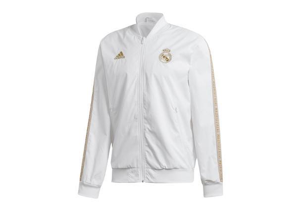 Kilejope meestele adidas Real Madrid Anthem Jacket M DX8695