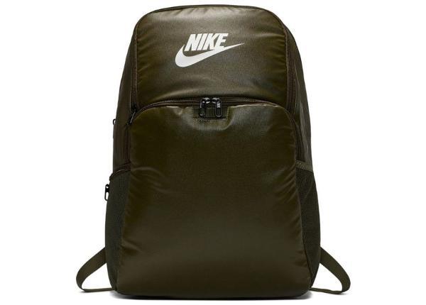 Selkäreppu Nike Brasilia BA6123 325 vihreä