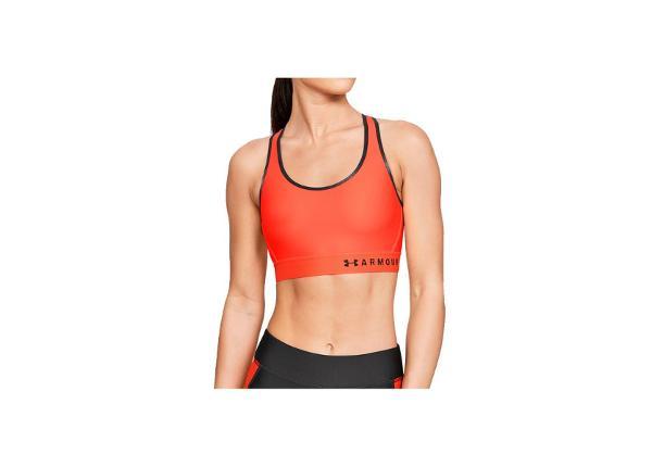Naisten urheiluliivit Under Armour Mid Kehole Bra W 1307196-836