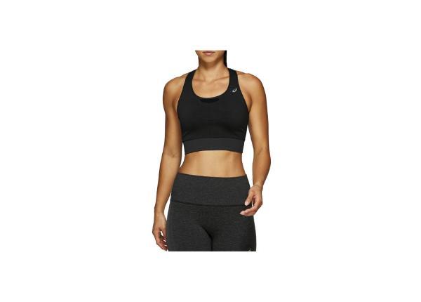 Naisten urheiluliivit Asics Cooling Seamless Bra W 2012A255-001