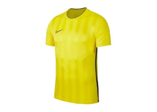 Miesten jalkapallopaita Nike Breathe Academy Top SS GX2 M AO0049-732