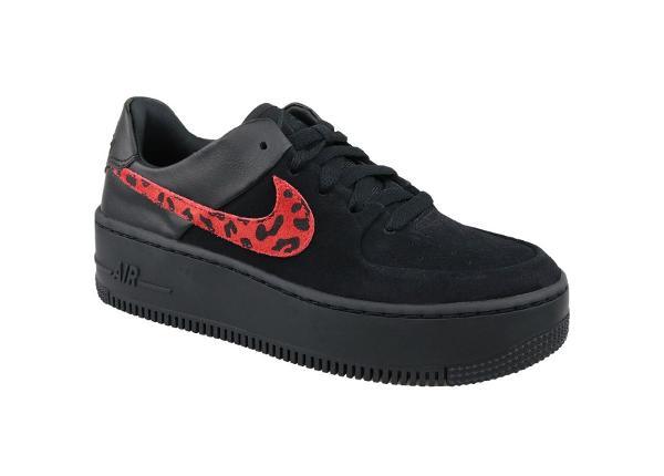 Naisten vapaa-ajan kengät Nike Air Force 1 W Sage Lo Premium W BV1979-001